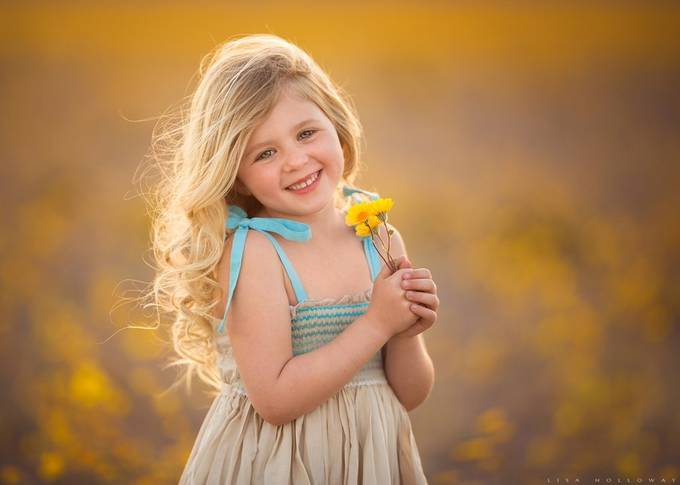 Lily  by lisaholloway - All Smiles Photo Contest