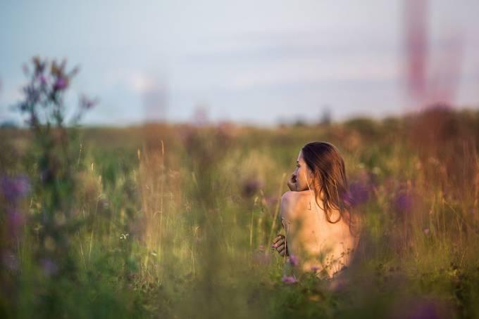 Tenderness by dariahuxley