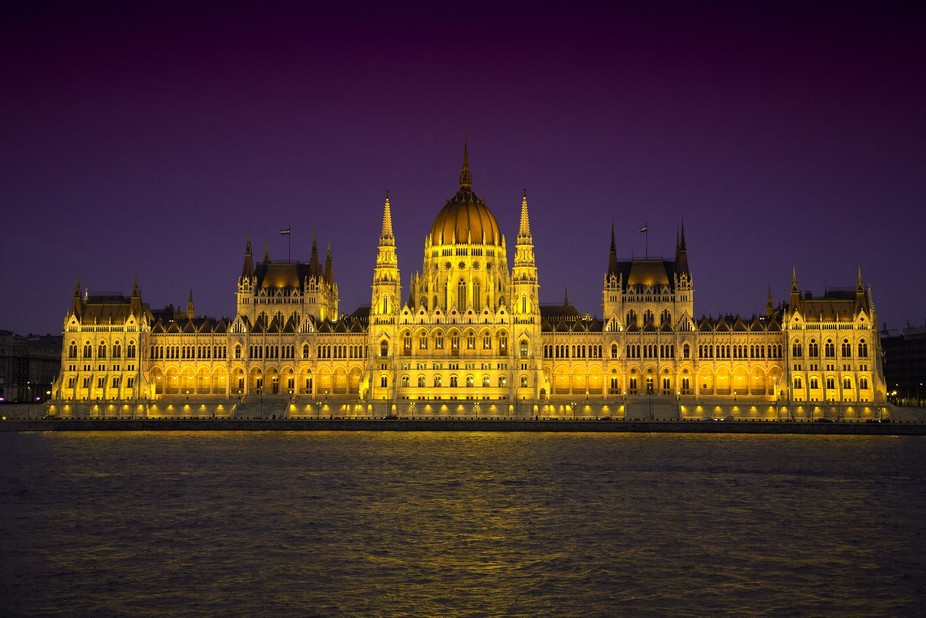 Scenes From Budapest