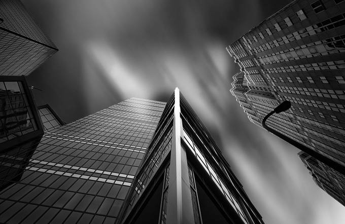 The High Rise by GigiJim08 - Tall Structures Photo Contest