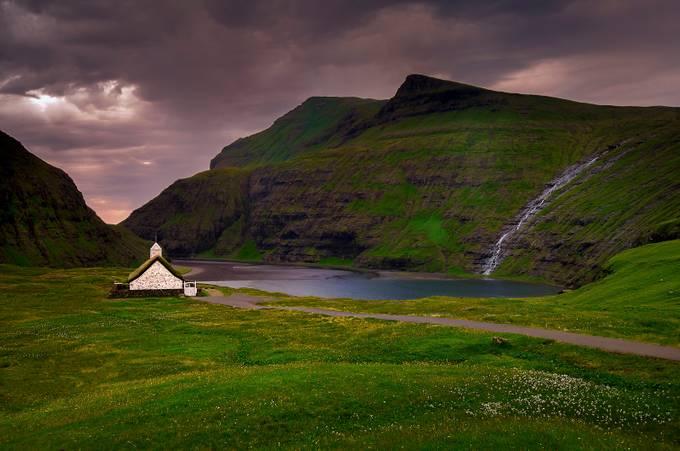 lonely church by ovi_craciun - Faith Photo Contest with Scott Jarvie