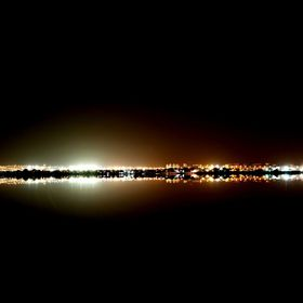 Even if it looks like a galaxy, this is not further away that in Torrevieja's Salt Lakes. No tricks, just one shot! I hope you like it..