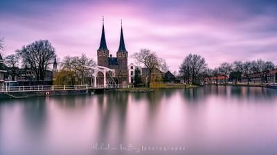 Oostpoort Delft Holland