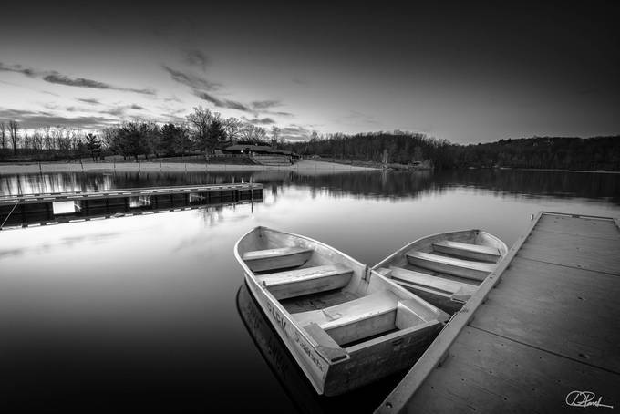 Monochrome Rule Of Thirds Photo Contest Winners