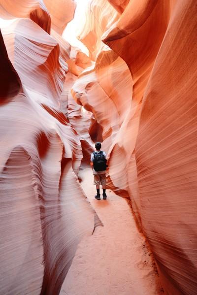 Walk Antelope Canyon Edit