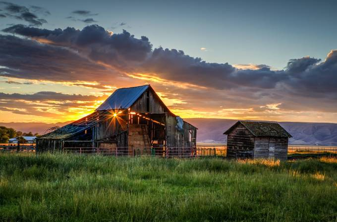 Wolff Barn by bradstinson - Farms And Barns Photo Contest