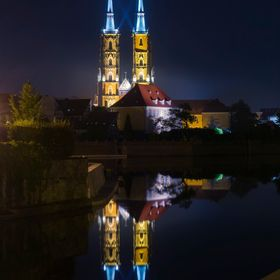 Cathedral of St. John the Baptist (Katedra sw. Jana Chrzciciela) in Wroclaw, Poland