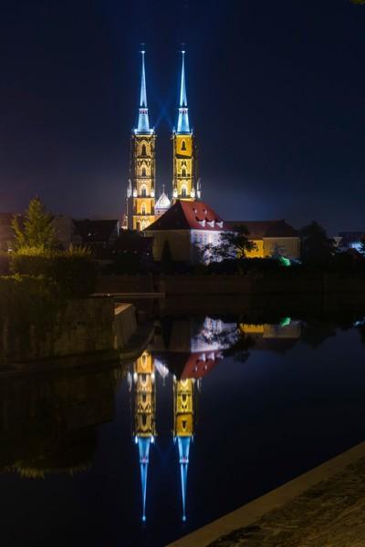Wroclaw Night