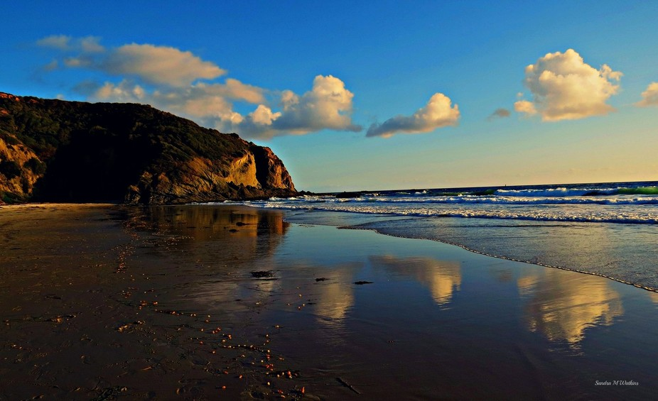 One of my favorite get away spots is in Dana Point California,  This was taken on one of those pe...