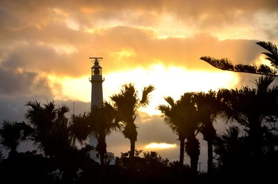 Golden Light - Bermuda Lighthouse