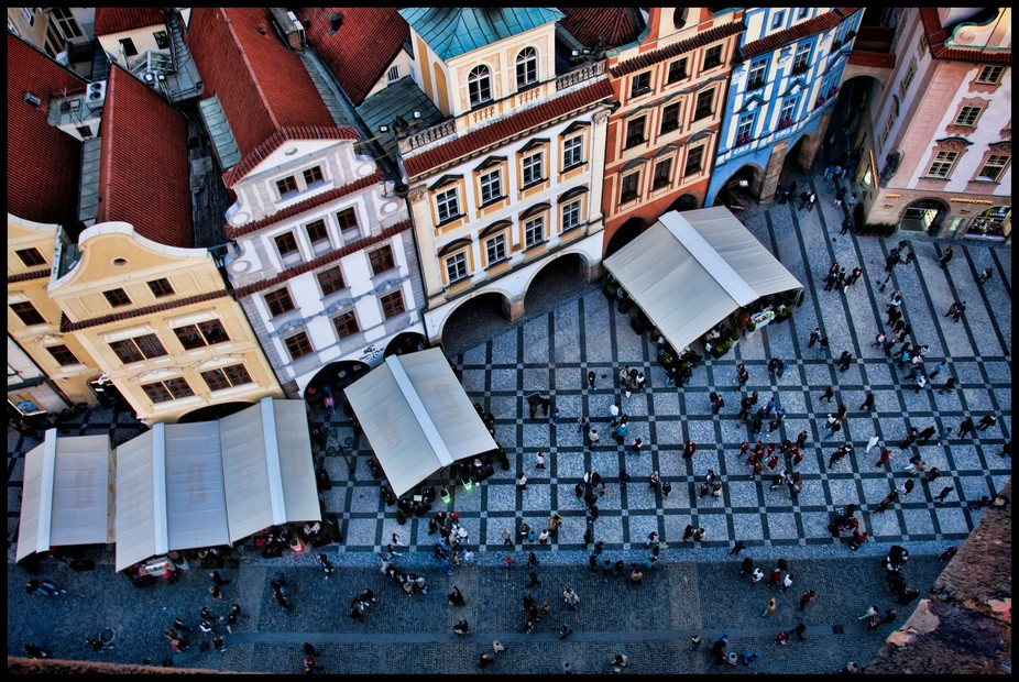 Prague From Above 1