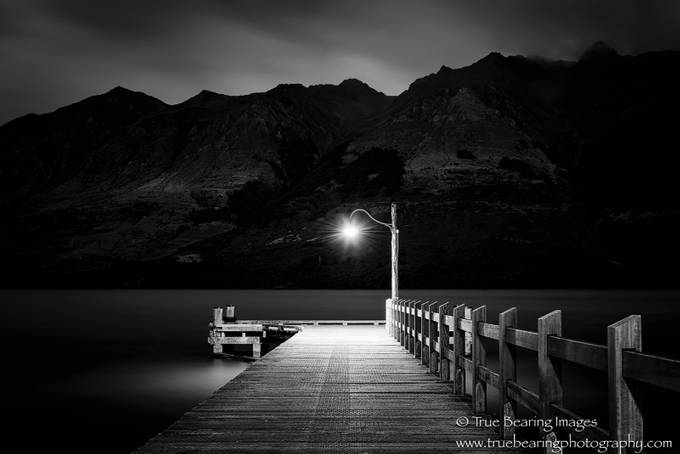 Light in the Darkness by richardvandewalle - Fences Photo Contest