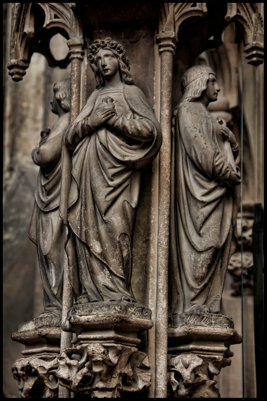 Vienna Statues 1