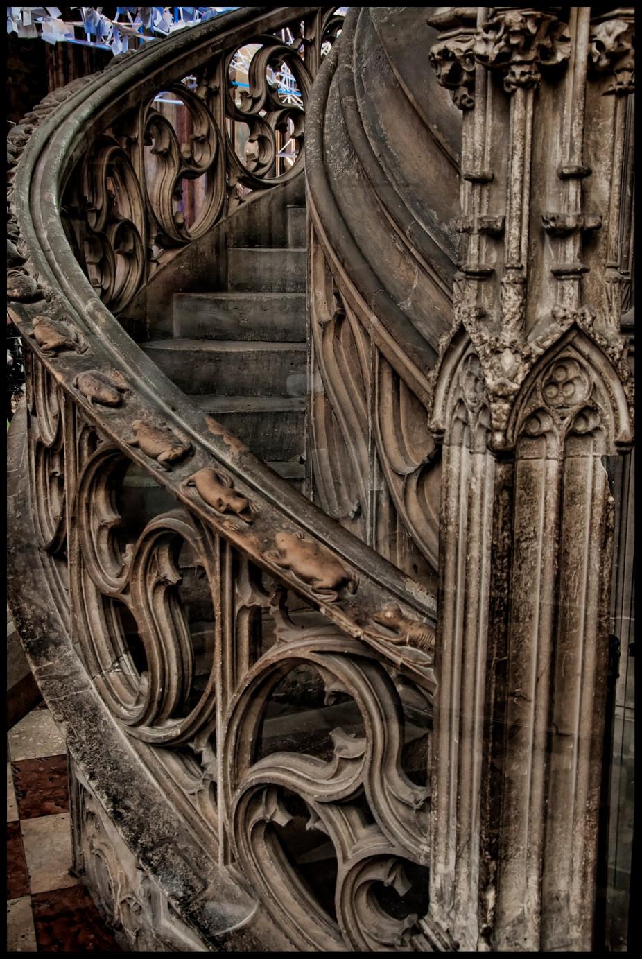 Vienna Staircase
