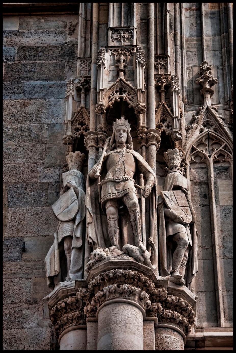 Vienna Statues 2