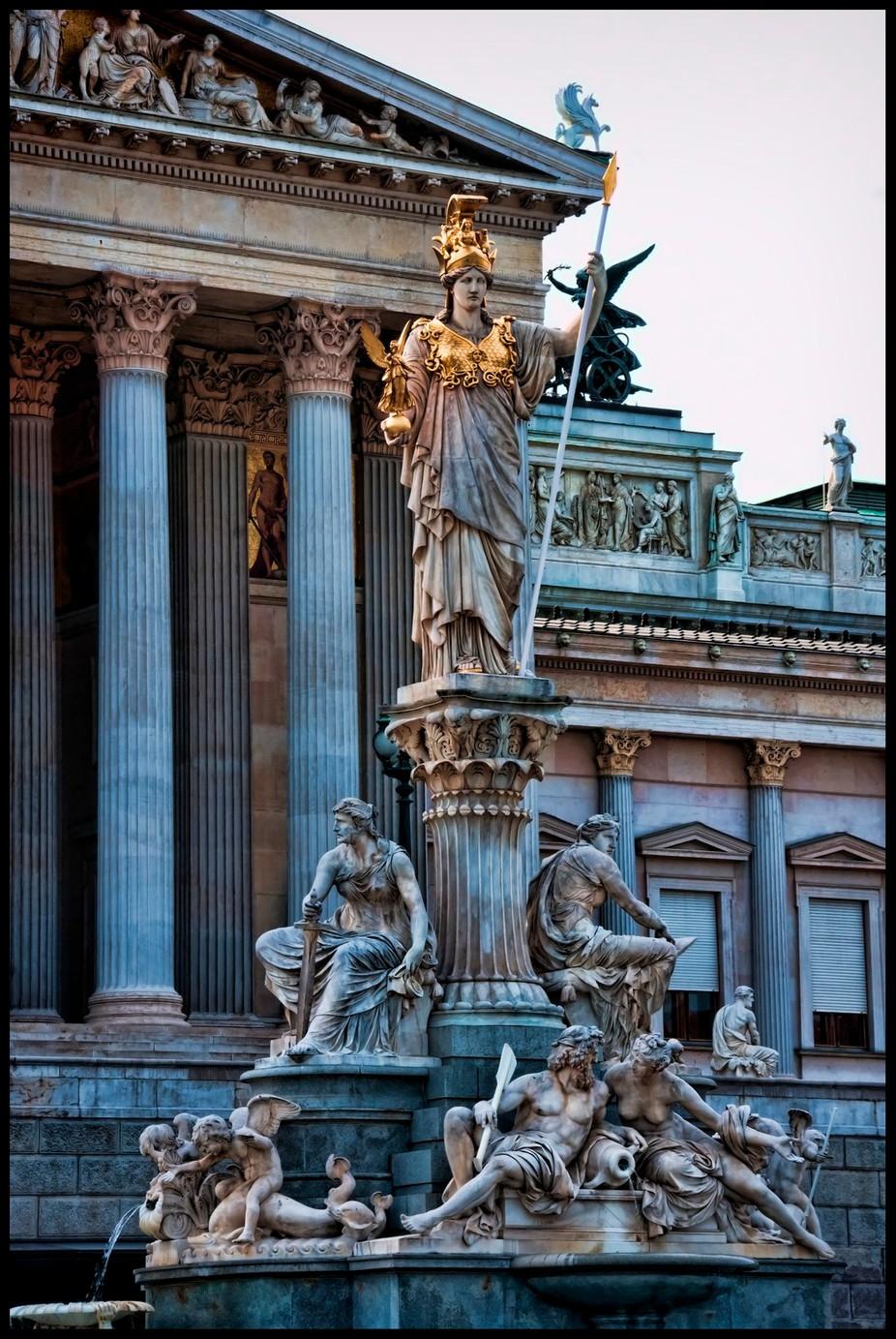 Vienna Statues 8