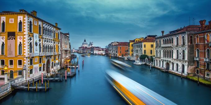 Venezia by ElenaParaskeva - Canals Photo Contest