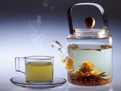 Blooming Tea Time