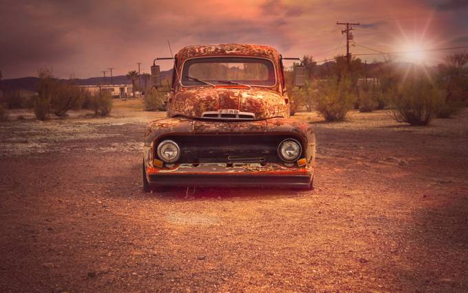 Ford Truck by jesdomacasse - Trucks Photo Contest