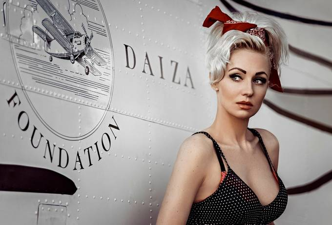 Pinup  by DamianPiorko - Letters And Words Photo Contest