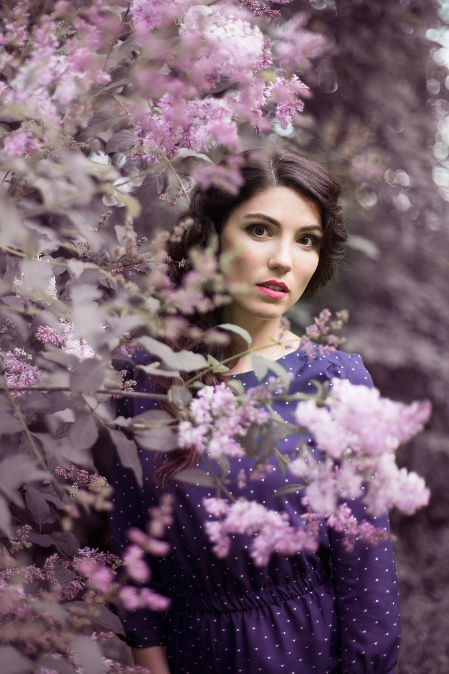 Bloom portrait by katerinakozelkova - Elegant Photo Contest