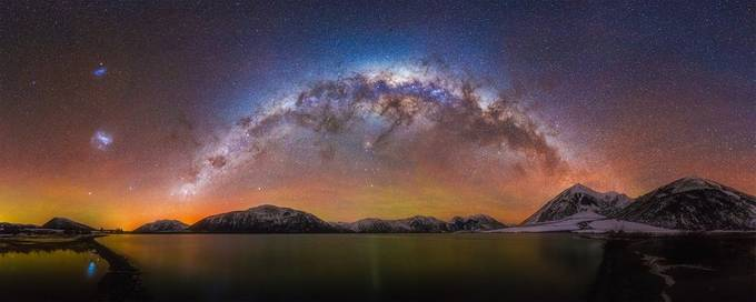 The Arch by PaulWilsonImagesNZ - Feeling Hope Photo Contest