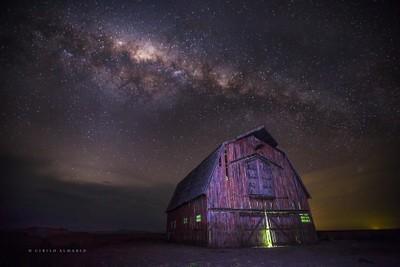Superman Barn, Breeza, NSW