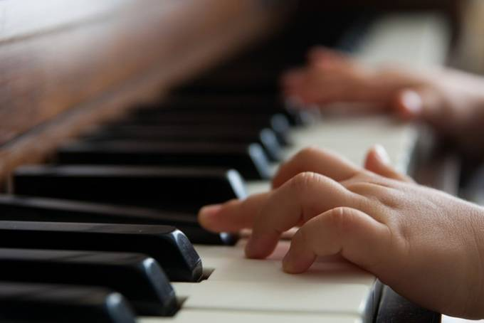 Piano hands by joshuashannon - Music And Concerts Photo Contest