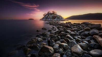 Whytecliff Sunset