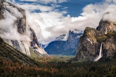 Yosemite after the storm