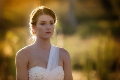 Melancholy Bridesmaid