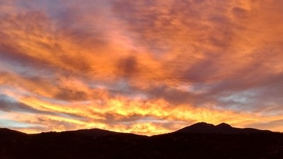 Sunrise in So Cal