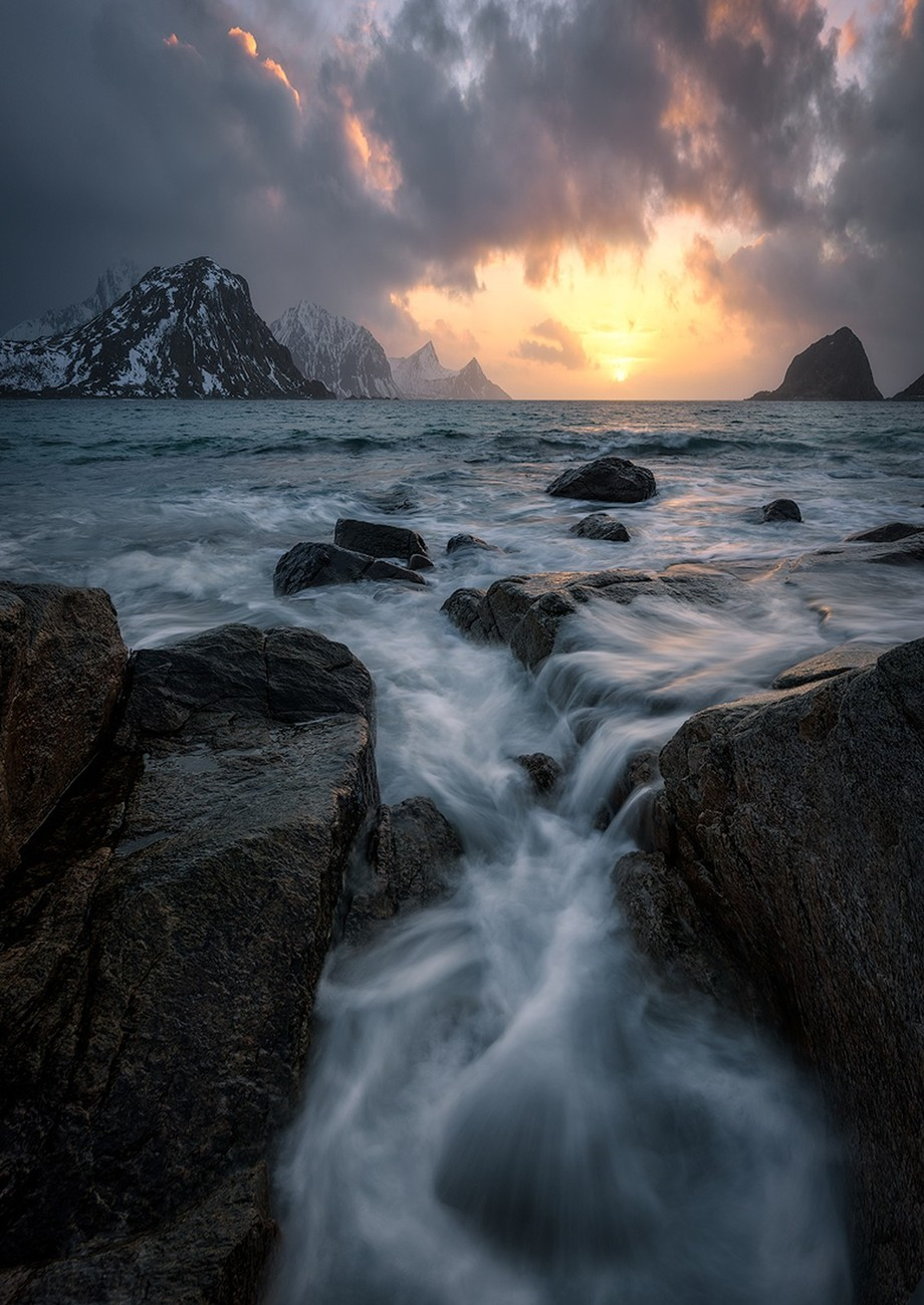 Haukland by attiliodigiangiacomo - Islands Photo Contest