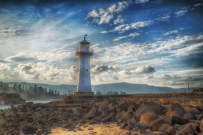 Lighthouse Wollongong Harbour_1509a
