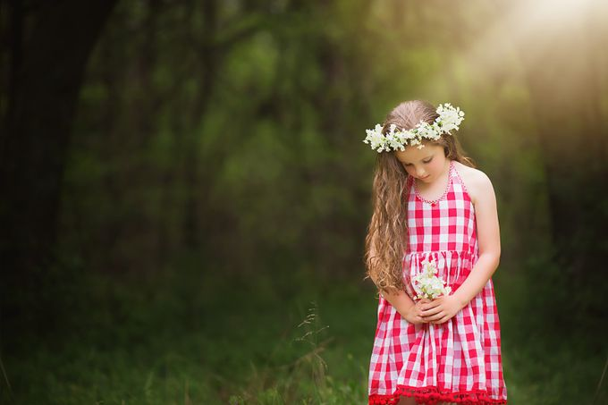 Flower Child by Chelsie_Cannon - Innocence Photo Contest