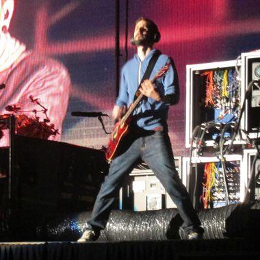 Linkin Park SA Tour 2012