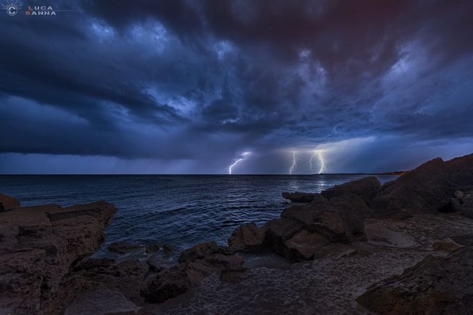 Three by Luka180 - 500 Stormy Clouds Photo Contest