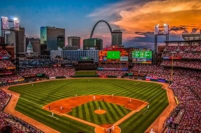 St. Louis Busch Stadium