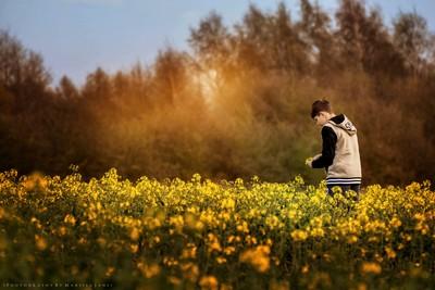 Flower Picking