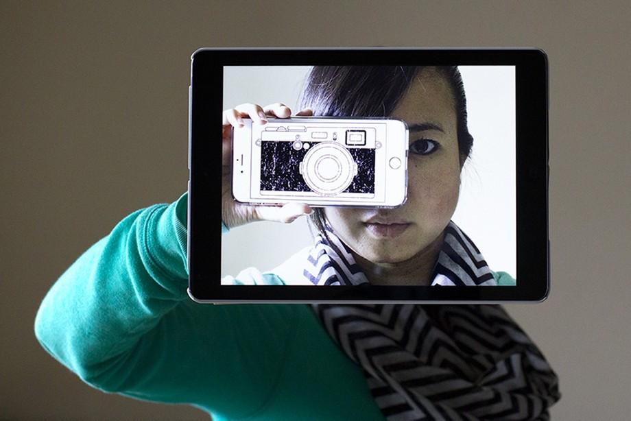 Technology Self-Portrait