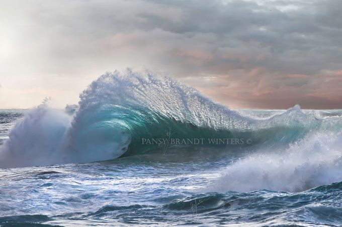 Wave1 by pansybrandtwinters - Creative Travels Photo Contest