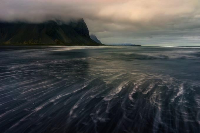 Stokksnes Beach by strOOp - The Magic Of Moving Water Photo Contest
