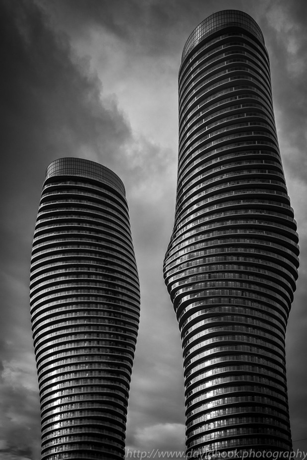 Absolut Towers by Davehook - Modern Architecture Photo Contest