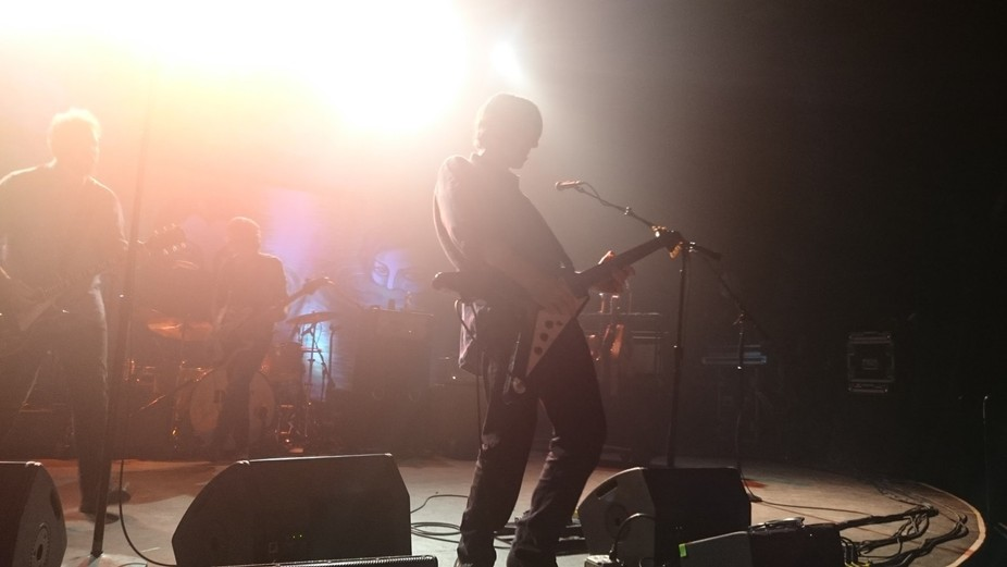 Cooley shredding the V in Orlando at the last Drive-by Truckers show I had the pleasure of witnes...