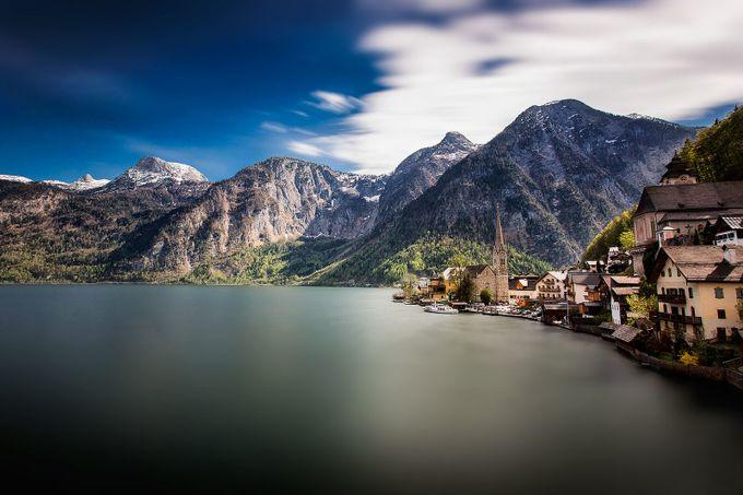 Hallstatt by zarkopiljak - Photogenic Villages Photo Contest