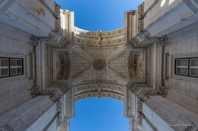 O arco by goncalocapitao - High Ceilings Photo Contest