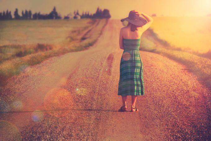 Prairie Lady by IanDMcGregor - Take A Stroll Photo Contest