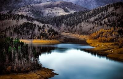 Lokve lake