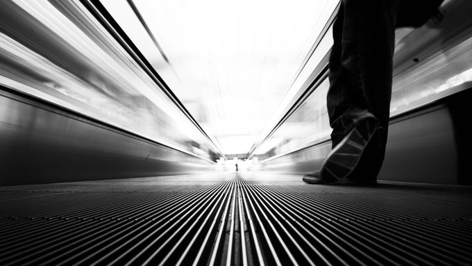 gate A3 by PoloD - Metro Stations Photo Contest