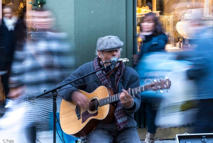 Street music by carlostojo - Music And Concerts Photo Contest